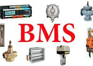 Building Management System - BMS Practical course