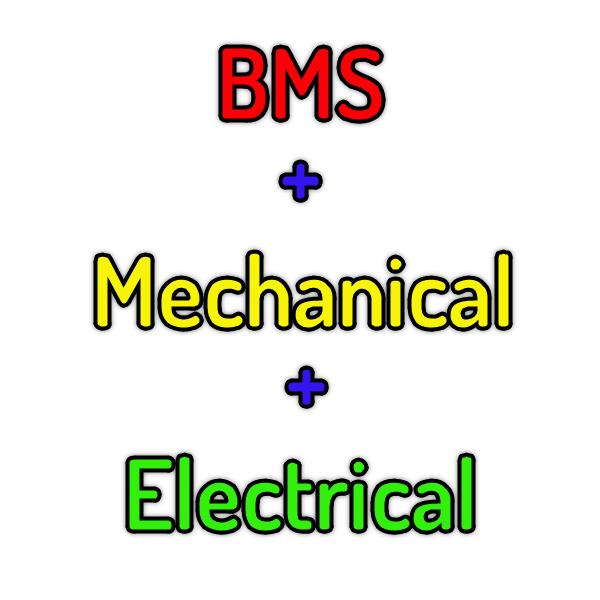 BMS Practical course + Mechanical Practical Course + Electrical Practical Course