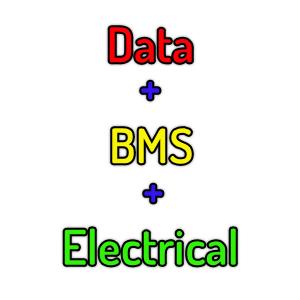 Data Practical Course+BMS Practical Course+Electrical Practical Course